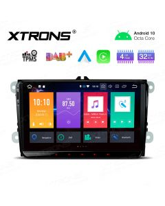 XTRONS PB90MTVL - Android 10 Head Unit with 4GB RAM, 32GB built-in memory