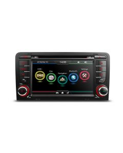 """XTRONS PDAB71A3A - 7""""HD Digital Touch screen Built-in DAB + Tuner custom Fit for Audi A3 / S3 / RS3"""