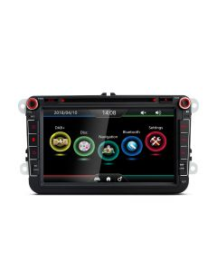 XTRONS PDAB81MTV - 8 inch Head Unit for VW golf5