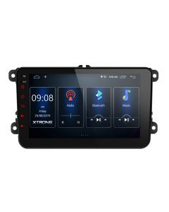 XTRONS PSD80MTVL - Android 10 Head Unit with 2GB RAM, 16GB built-in memory